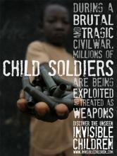 Invisible Children Campaign Poster