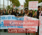 Sex workers in South East Asia create Karaoke videos to advocate human rights