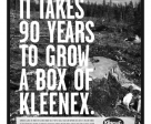 Kleercut  a campaign implemented by Greenpeace to end the use of virgin wood fibre and uitlized  CiviCRM